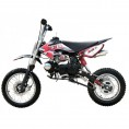 Coolster 125cc MadMax Pit Dirt Bike Red