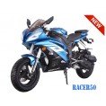 Tao Tao 50cc Racer Scooter Motorcycle Blue