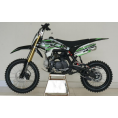 RPS XMoto 125cc Deluxe Dirt Bike Green