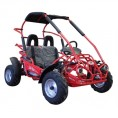 Trailmaster 200cc Xrx Mid Go Kart With Reverse Red