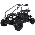 Tao Tao Jeep Max GoKart Semi-Automatic with Reverse Black