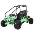 TaoTao 110cc Kids Go Kart Green