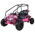 TaoTao 110cc Kids Go Kart Pink