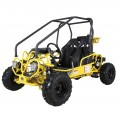 TaoTao 110cc Kids Go Kart Yellow