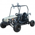 Tao Tao 110cc Jeep Max GoKart Fully-Automatic with Reverse Tree Camo