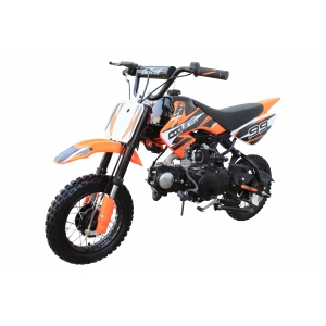 Coolster 110cc 213 A Dirt Bike orange