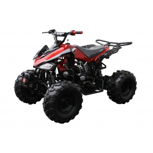 Coolster 125cc RacerPro Automatic ATV Red