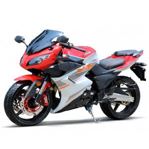 Roketa 250cc 165 Motorcycle Red