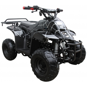 Coolster 110cc SportMax Kids ATV black spider