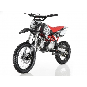 Apollo 125cc DB-x18 Dirt bike Black