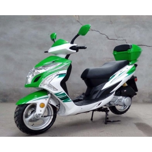 Roketa 150cc 137 Scooter Green