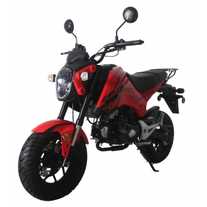 TAOTAO HELLCAT 125cc Motorcycle Red