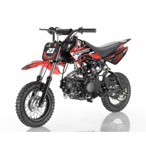 Apollo 70cc DB-21 3 Speed Semi Auto Pit Dirt Bike