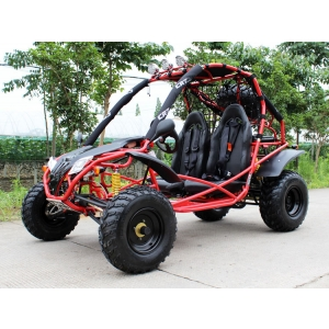 RPS-200-169cc-Falcon-Go-Kart Main View
