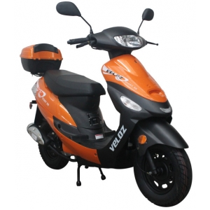 Veloz Scooter SC-01 50cc Moped Scooter Best Seller