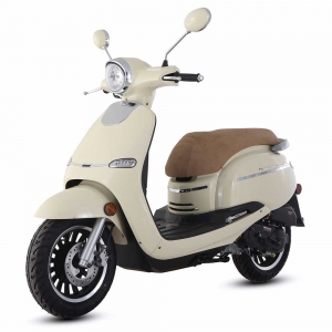 TrailMaster Turino 150A 150cc Moped Scooter 2018 New Arrival Retro Stylish Design