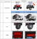 Tao Tao bull 200 Type Adult ATV