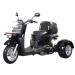 Icebear 50cc Mini Cruzzer Trike Black