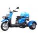 Icebear 50cc Mini Cruzzer Trike Blue