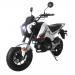 TAOTAO HELLCAT 125cc Motorcycle White