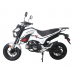 TAOTAO HELLCAT 125cc Motorcycle White Side