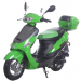 Icebear 50cc 4 Automatic Scooter Neon Green