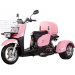 Icebear 50cc Mini Cruzzer Trike Pink