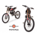 Motoped Pro - Motorized 49cc Mountain Bike logo
