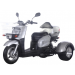 Icebear 50cc Mini Cruzzer Trike Silver