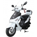Icebear 50cc 4 Automatic Scooter White